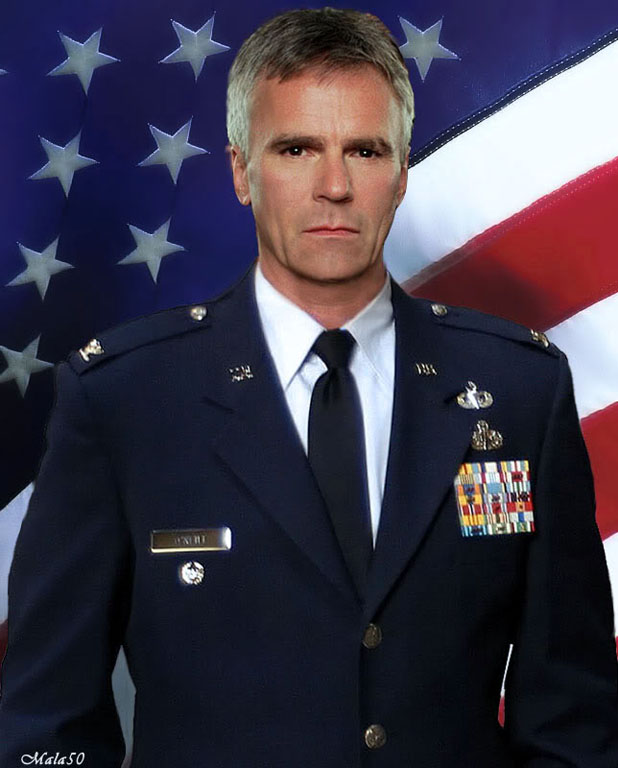 Air Force Academy Dean Of Faculty Announces Retirement: Stargate: The RPG :: Biography